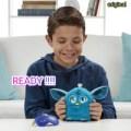 Mainan anak Boneka FURBY ready BOOM HASBRO USA original