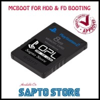 Memory Ps2 Free Mcboot Buat Main Hardisk/Flashdisk Di Ps2