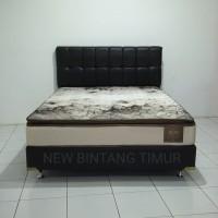 Spring Bed Airland Essentials 505 160 x 200 Full Set