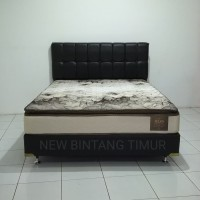 Spring Bed Airland Essentials 505 160 x 200 Full Set
