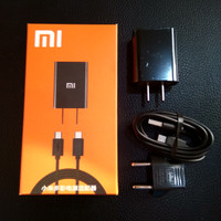 ORIGINAL 100% CHARGER XIAOMI MI5 TYPE C - MDY-08-EH FAST CHARGING