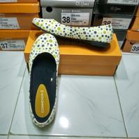 Sepatu Connexion Murah Flat Shoes Branded Ori Matahari Sz 37