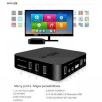 Mediatech Smart TV Box Android MXQ 4K / Wifi / Limited