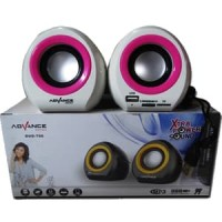 Speaker Suara Jernih Super Bass Advance Duo 700 XTT6475 High Quality