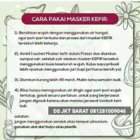 Masker Kefir Organik By Medina Organic Kefir Besuk Harga Naik
