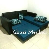 sofa L bed reclining B 12