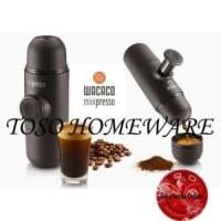 Jual WACACO Minipresso GR Mesin Kopi Manual Espresso Coffee Maker P