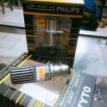 Lampu LED PHILIPS TYTO H6 M2A 12W Motor metic dan bebek