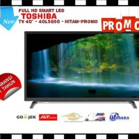 Toshiba Full HD Smart LED TV 40