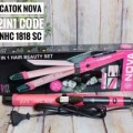 Limited! [ NHC 1818 SC ] CATOK NOVA 2IN1 CODE NHC 1818 SC Low Price!