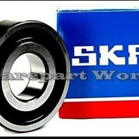 6303 2RS C3 / 6303 2NS-C3 SKF BALL BEARING / LAHER BOLA 17X47X14