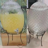 KRIS Dispenser Beverage Hygienic Water bentuk nanas / bee / anggur