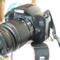 kamera bekas canon 550d DSLR