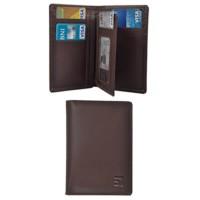 Dompet / Wallet Kasual Pria kulit coklat Java Seven UUS 725 murah