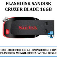 USB Flashdisk Sandisk 16Gb