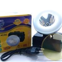 HEAD LAMP / SENTER KEPALA KISEKI CK1106 + CHARGER