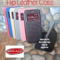 Flip Cover Android One A65 Leather Case Sarung Dompet Handphone