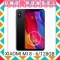 XIAOMI MI 8 6/128 GB - RAM 6GB - INTERNAL 128GB - MI8