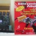 MURAH T0409 MB212 Active Speaker Subwoofer model Toshiba Plus Sub Sate
