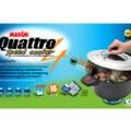 Panci Presto 24 cm 7 liter Quattro Pressure Cooker Maxim Best Seller