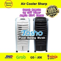 Jual Sharp Air Cooler PJA36-TY Kipas Angin AC Remote Pending Limited