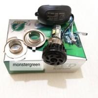 lampu utama led 6sisi / 6mata untuk motor vixion ,Cb150R , Mio, Vario