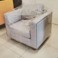 Sofa Satu Tempat Dudukan Minimalis Murah/sofa satu seater di Bandung