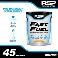 FAST FUEL 45SERV PRE-WORKOUT SUPPLEMENT - RSP ORIGINAL