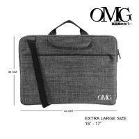 tas laptop bag OMG XXL uk 15
