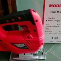 Mesin Jigsaw Modern M-2200 Gergaji Tangan Listrik Jig Saw Ge Terlaris