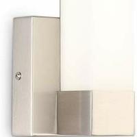 Jual Led Bedside Sconces Wall Lamp Square Tube Bathroom Vanity Light Fixtur Kab Labuhanbatu Plaza Galery Tokopedia