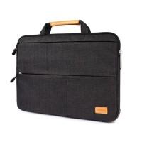 Tas Selempang WIWU QB T1333 13.3 Inch Waterproof Laptop Stand Sleeve B