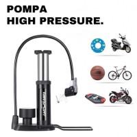 Jual Pompa Angin Mini Ban Sepeda / Sepeda motor / Bola