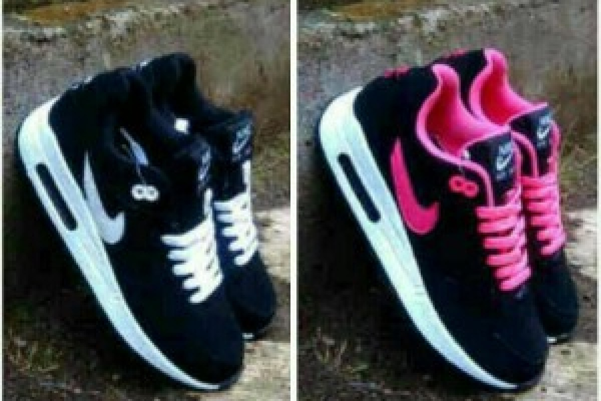 KEREN Sepatu Couple Nike Airmax Keren Cewek Cowok Murah