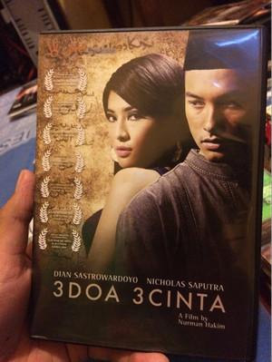 3 Doa 3 Cinta : cinta, Cinta, (Dian, Satro, Nicholas, Dengan, Cinta), Bandung, Myxomatosis_store, Tokopedia