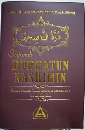 Kitab Durratun Nasihin Pdf : kitab, durratun, nasihin, Kitab, Durratun, Nashihin, Terjemah, Indonesia, Kebumen, Tokopedia