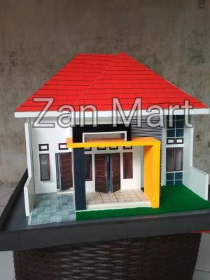 Maket Rumah Sederhana : maket, rumah, sederhana, Maket, Miniatur, Rumah, Tinggal, Cirebon, Tokopedia
