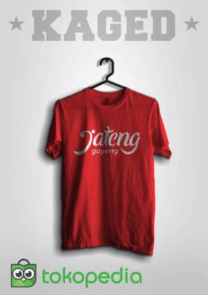 Logo Jateng Gayeng : jateng, gayeng, JATENG, GAYENG, TENGAH, #MERAH, Merah,, Semarang, KaGed, Tokopedia