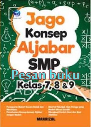 Aljabar Smp Kelas 7 : aljabar, kelas, Konsep, Aljabar, Kelas, Jakarta, Pusat, Pesan, Tokopedia