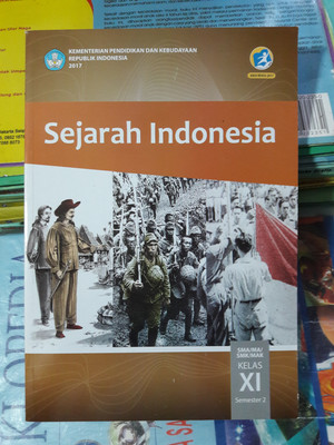 Buku Sejarah Kelas 11 : sejarah, kelas, Sejarah, Indonesia, Kelas, SEMESTER, Jakarta, Pusat, Tokopedia