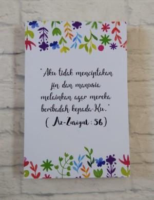 Qs Az Zariyat 56 : zariyat, Surat, Zariyat
