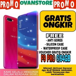 OPPO F9 PRO / GARANSI RESMI OPPO INDONESIA 1THN