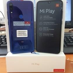 NEW XIAOMI MI Play RAM 4 Gb ROM 64GB GARANSI DISTRIBUTOR - BLUE
