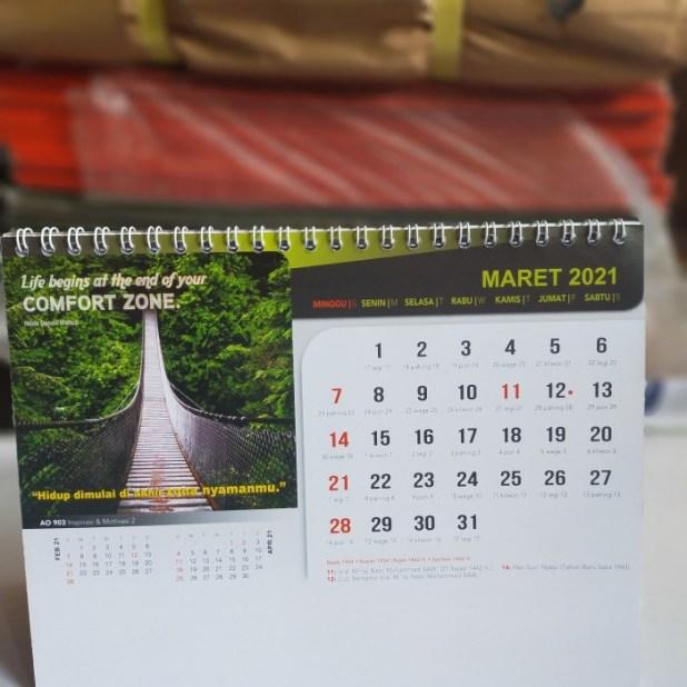 Gambar Kalemder.motif Bunga Thun.2021 - Kalender Dinding ...