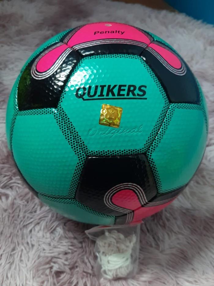 Size Bola Sepak : sepak, SEPAK, QUIKERS, ORIGINAL, Sukabumi, TN_Sport, Tokopedia