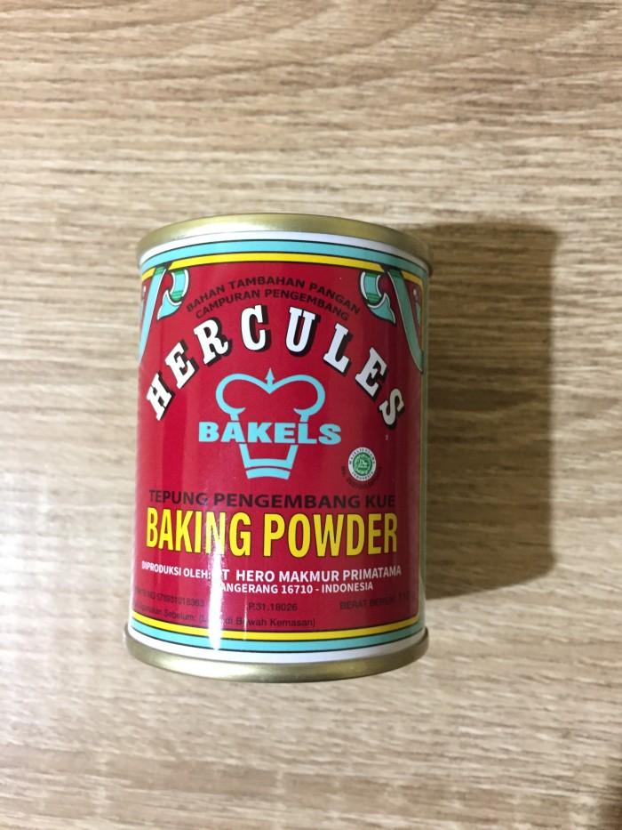 Baking Powder Hercules : baking, powder, hercules, Hercules, Baking, Powder, 110gr, Jakarta, Timur, Kalimantan, Tokopedia