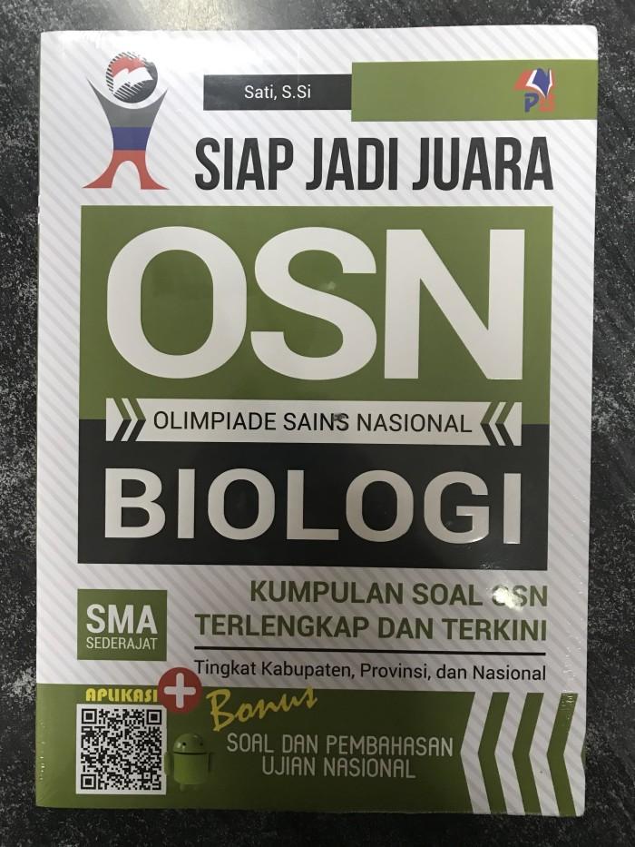 Soal Osn Biologi Sma : biologi, Biologi, (Soal, Pembahasan), Jakarta, Pusat, Aditya, Books, Tokopedia
