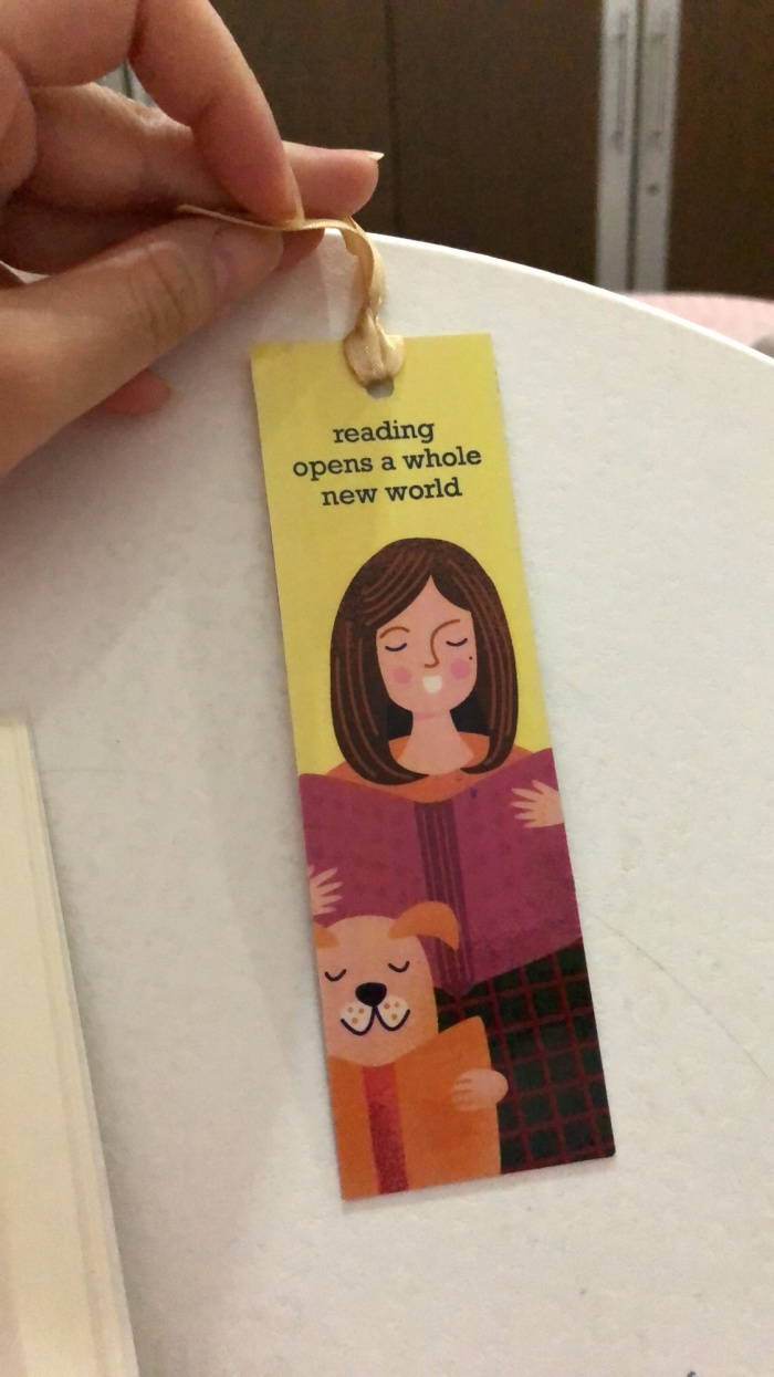 jual book tag bookmark