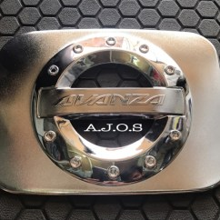 Tank Cover Grand New Avanza Harga All Camry 2018 Indonesia Jual Veloz Ajos