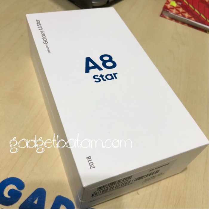 Jual Samsung Galaxy A8 Star - GARANSI - Kota Batam - Gadget_Batam   Tokopedia